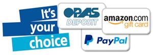 OPAS フレンドを利用すれば、送料無料やキャッシュバックの報酬