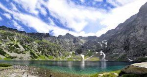 Jezioro Czarny Staw pod Rysami