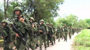路线三月爱国者军队国民军
