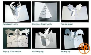 Kartiņas no papīra
