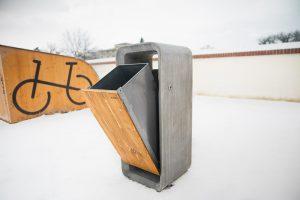 Urbania Abfallbehälter Lipo 14