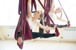 Aerial Yoga Doek kopen? Deze 4 Aerial Doeken geven jou vleugels! [TIP!]