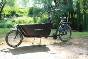 Bakfiets.nl Cargo Long met Bafang middenmotor