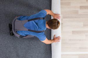 Tipp-zum-Bau informiert Sie, welche Voraussetzungen für die Verlegung von Teppichböden zu erfüllen sind.