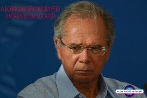 GUEDESECONOMIA 300x200 O ministro da Economia, Paulo Guedes. fala à imprensa no Palácio do Planalto
