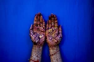 Sikh pre wedding events