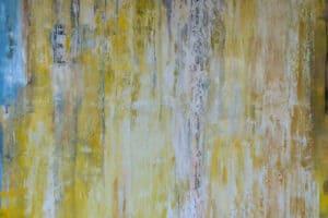 Osama Said, Untitled, 2020, oil on canvas, 190 x 155 cm