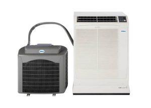 Tipp zum Bau informiert Sie über die Funktionen und Besonderheiten von mobilen Klimaanlagen.