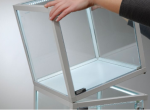 Premium Glass Display Showcases and Counters 3