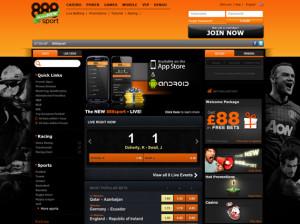 888Sport букмекерская контора