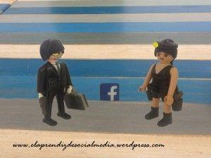 Social Media Facebook Playmobil