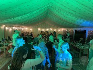 Leigh & Dominic's wedding at Teybrook Orchard
