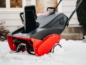 snowblower machine