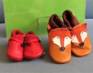 Kinderschuhmarke Orangekinder