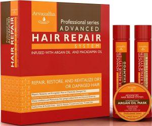 Arvazailla Advanced Hair Repair Shampoo and Conditioner Set