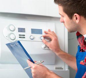 Risparmio caldaia a condensazione