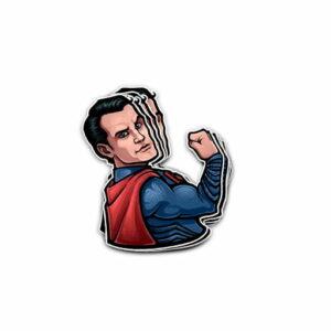 استیکر سوپرمن