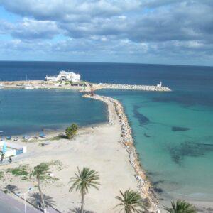 Пляжные курорты Туниса