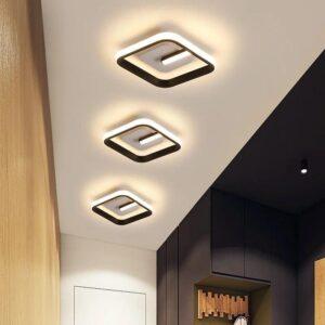 Aplică LED Pătrată
