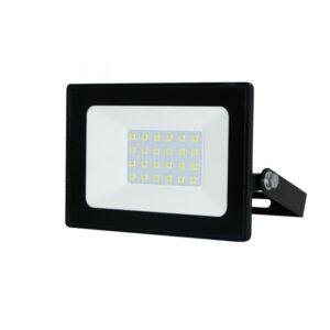 Proiector LED 20W IP65 Lumina Rece