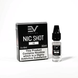 Eco Vape VG Base Nic Shot
