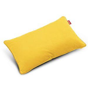 Fatboy Pillow King Velvet Maize Yellow