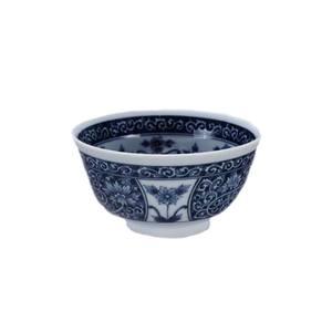 Tokyo Design Studio mixed bowls Kobana Karakusa