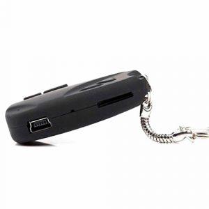 keyring spy camera video and audio