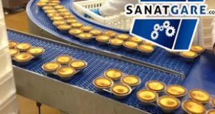 کانوایربهداشتی برای صنایع غذایی و آشامیدنی - نوار نقاله