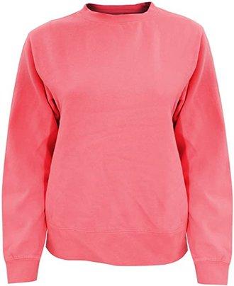 Comfort Colours crewneck sweatshirt | 40Pplusstyle.com
