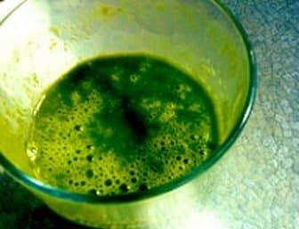 Greens nutritional powder