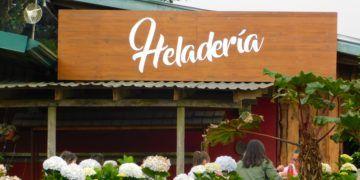 Corso lecheria makes some of the best ice cream in costa rica
