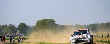 Pieter-Jan Michiel Cracco & Jasper Vermeulen - Skoda Fabia R5 - Sezoensrally 2019