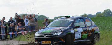 Alex Eisenberg & Jurgen van Hooijdonk - Peugeot 206 - Vechtdalrally 2019