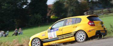 Bas Slob & Marieke Slob - BMW 130i - Hellendoornrally 2021