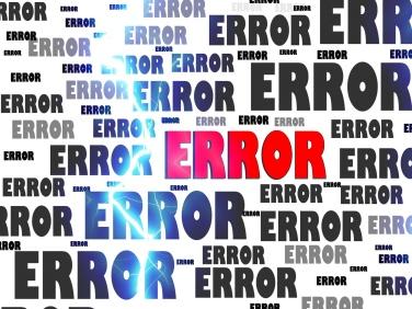 Error - PC-Pannenhilfe