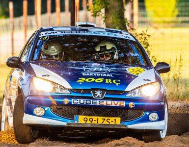 Ron Buninga & Sjoerd Janse - Peugeot 206 RC - ELE Rally 2021
