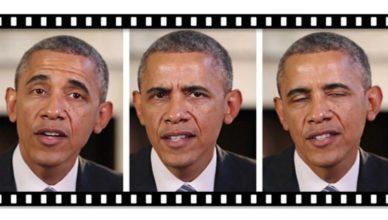 Obama Deep Fake