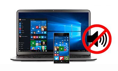 Geluid computer windows werkt niet