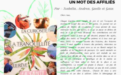 La Gazette n°3