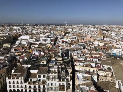 Giralda - Sevilla von oben