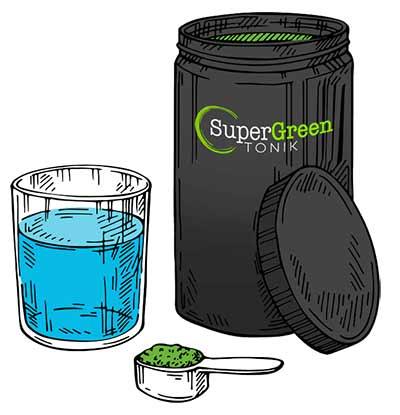 How to take Supergreen Tonik