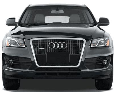 Audi Q5 SQ5 8R sicherste Alarmanlage