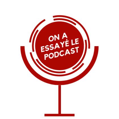 Logo OnAEssaye le podcast