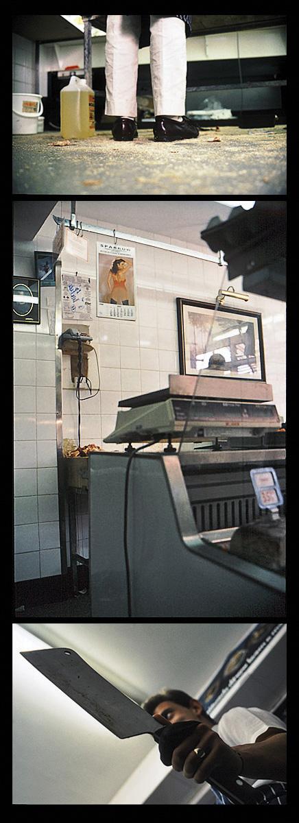 Retro slide film Ektachrome 100 ASA Colour