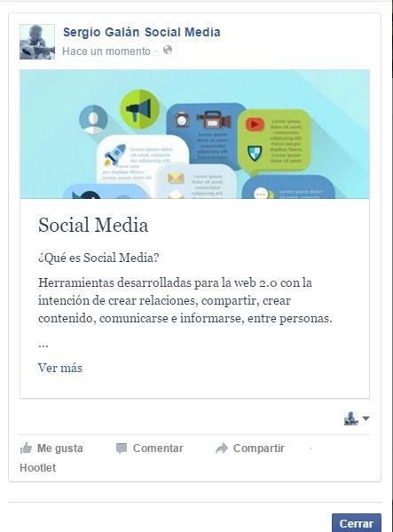 blog facebook Social Media