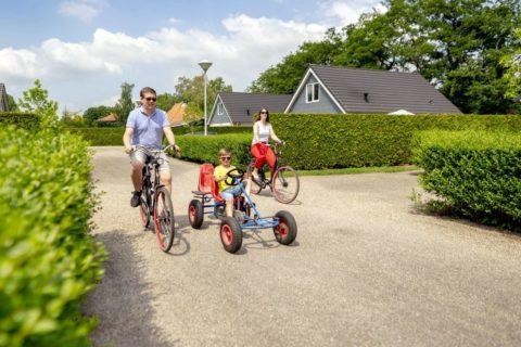 Bungalowpark Bosmeer Fietsverhuur
