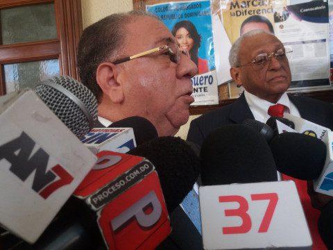 Fadul dice no está penado por Ley financiamiento de campañas electorales
