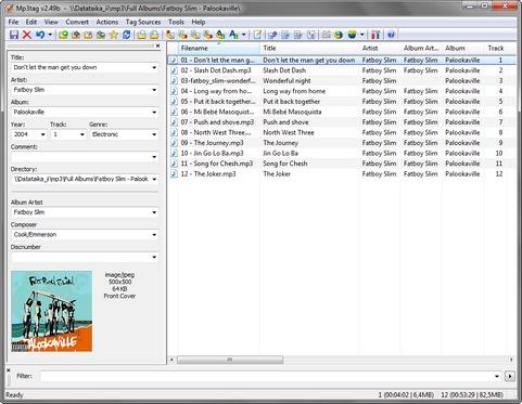 beste software mp3 tags bewerken