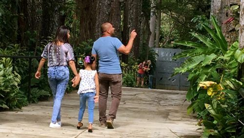 Zoo ave animal resscue center and preserve is a great place to take young children in costa rica